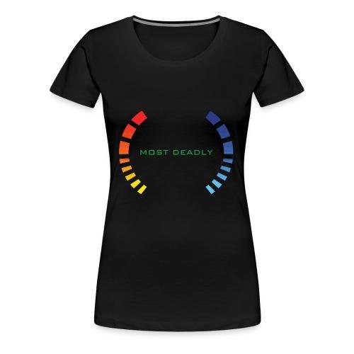 GoldeneEye 64 - Women's Premium T-Shirt