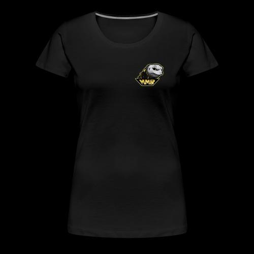 MMB Fire Zombie Turtle! - Women's Premium T-Shirt
