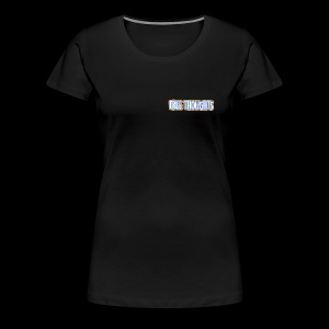Equal Thoughts - Women's Premium T-Shirt