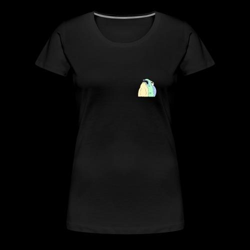 Gary The Fish Head - Women's Premium T-Shirt