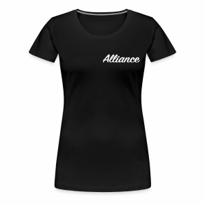 Alliancelogo - Women's Premium T-Shirt