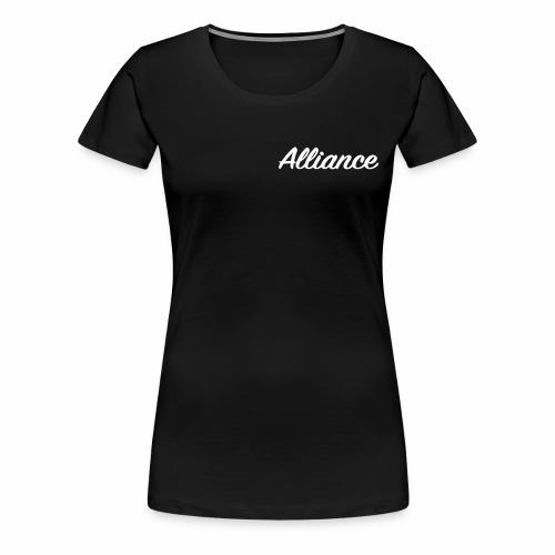 Alliancelogo - Women's Premium T-Shirt