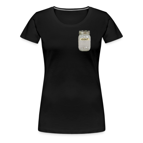 Clout Jar - Women's Premium T-Shirt