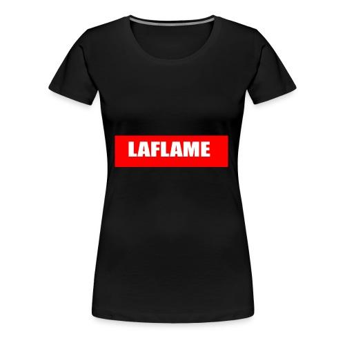 laflames - Women's Premium T-Shirt