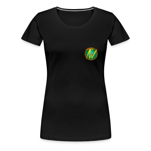 TechWorld 360 Youtube Channel Official merchendise - Women's Premium T-Shirt