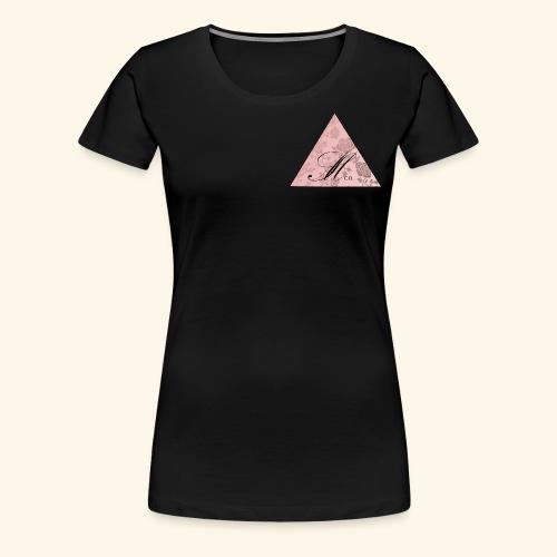 TriRose - Women's Premium T-Shirt