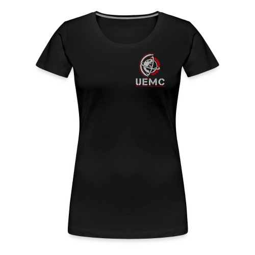 UEMC Logo Grey - Women's Premium T-Shirt