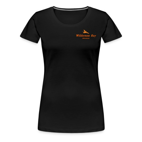 Wilderness Ray Adventures - Women's Premium T-Shirt