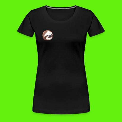 Mr Sloth. - Women's Premium T-Shirt