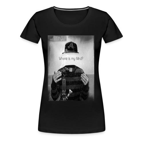 Where is my Mind? - Women's Premium T-Shirt