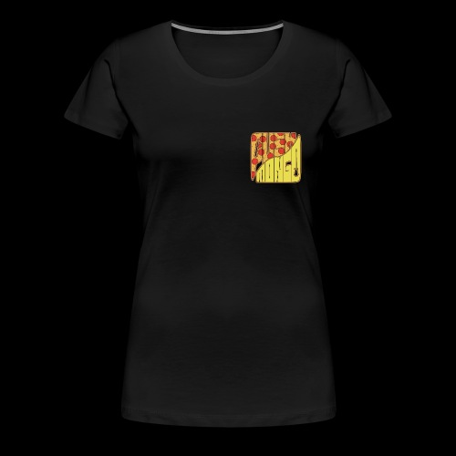 Pizza Mongo - Women's Premium T-Shirt