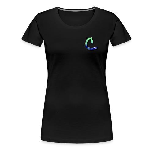 CrevixYT Logo - Women's Premium T-Shirt