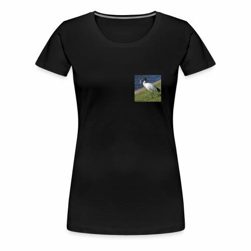 Ibis ciggie - Women's Premium T-Shirt