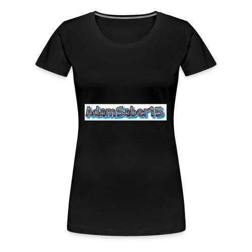 AdamSaber15 - Women's Premium T-Shirt