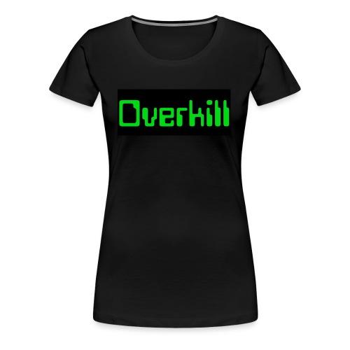 Overkill 2017 Line 3 - Women's Premium T-Shirt