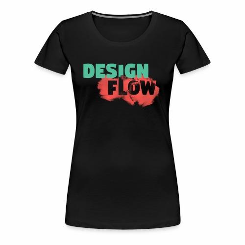 The Designflow Shirt - Women's Premium T-Shirt