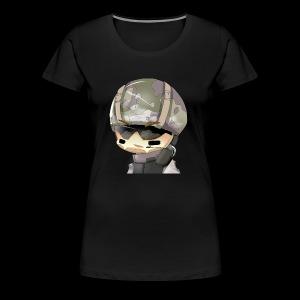 My Main Logo! - Women's Premium T-Shirt