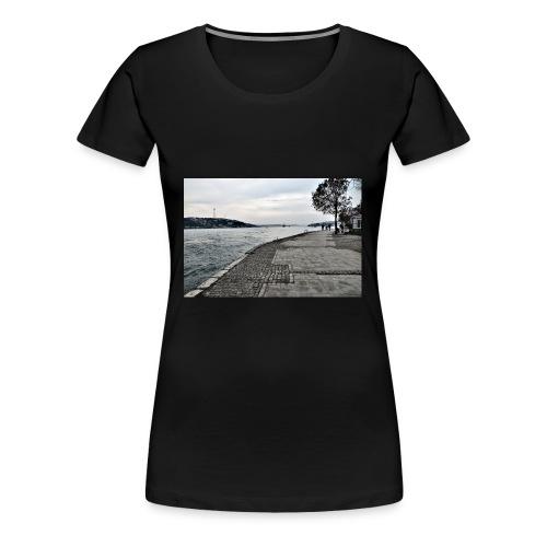 Bosphorus Strait T-shirt - Women's Premium T-Shirt