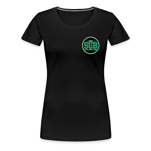 Logo SUB - Women's Premium T-Shirt