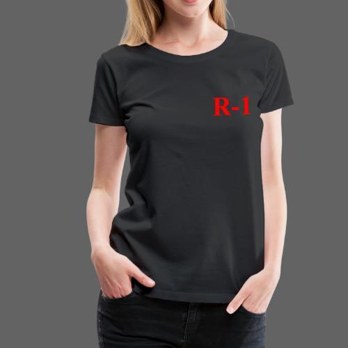 Yehzra R-1 Series - Women's Premium T-Shirt