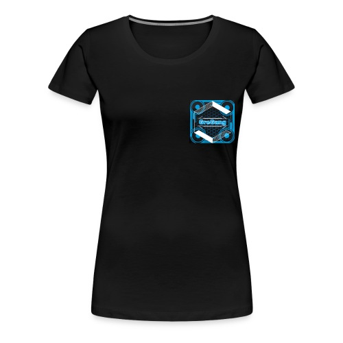 GreGang Logo-ed Merch - Women's Premium T-Shirt