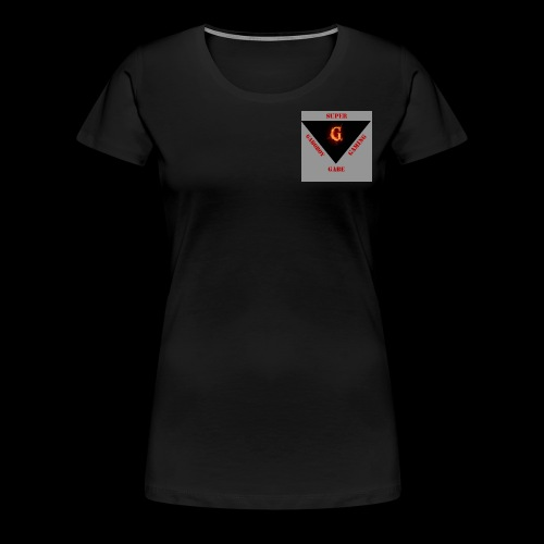 SG MERCH - Women's Premium T-Shirt