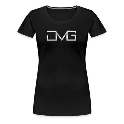 JMG Silver - Women's Premium T-Shirt
