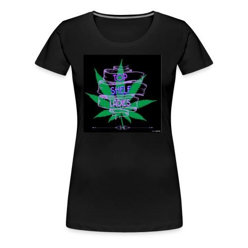 TOP SHELF LADIES - Women's Premium T-Shirt