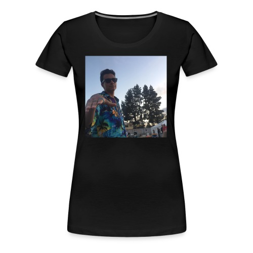 Pimp JMart - Women's Premium T-Shirt