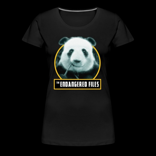 THE ENDANGERED FILES - Women's Premium T-Shirt