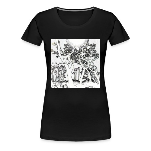 Nine Twenty Seven - Trees - Women's Premium T-Shirt