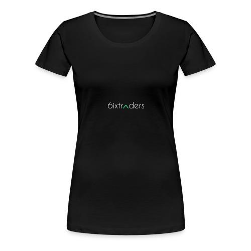 6ixtraders Tee - Women's Premium T-Shirt