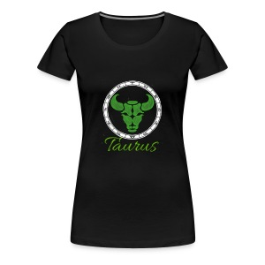 taurus - Women's Premium T-Shirt