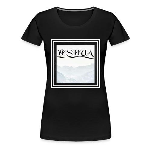 YESHUA - Women's Premium T-Shirt