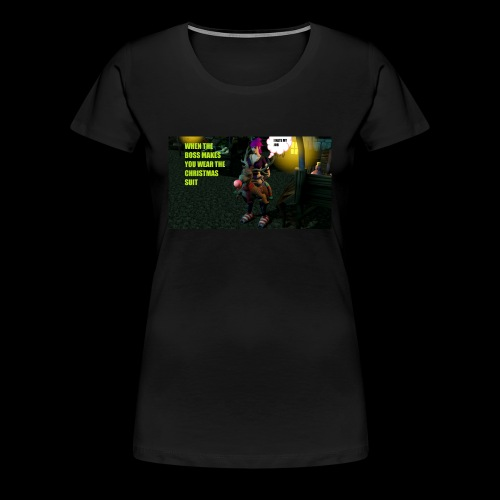 Christmas Boogaloo - Women's Premium T-Shirt
