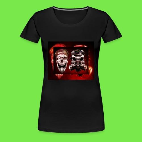 Kid Mafia x CJ Beretta - Women's Premium T-Shirt