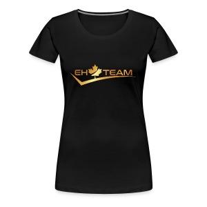 EhTeam Transparent Original Full - Women's Premium T-Shirt