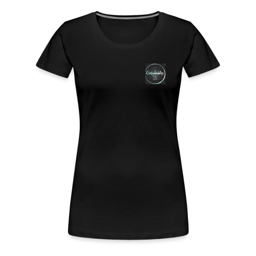 Originales Co. Blurred - Women's Premium T-Shirt