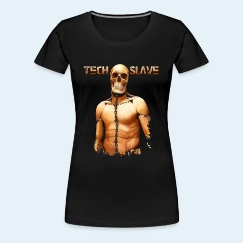 Tech Slave - Women's Premium T-Shirt