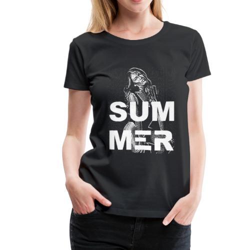 summer 2reborn - Women's Premium T-Shirt