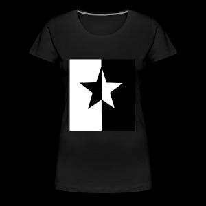 Star of Duality - Women's Premium T-Shirt