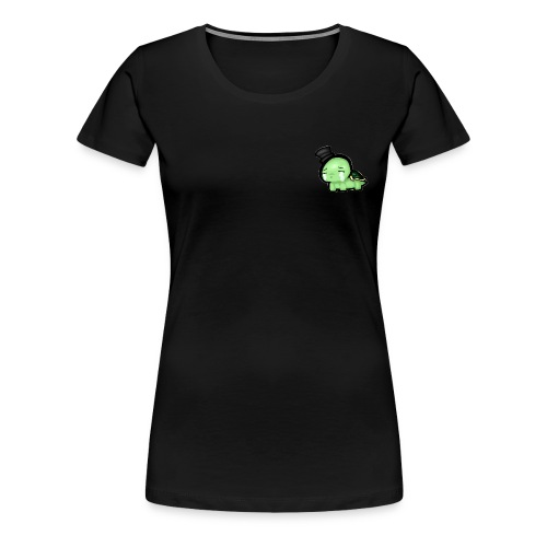 Original Colored Sir Turtle - Women's Premium T-Shirt