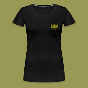 Double Crown - Women's Premium T-Shirt