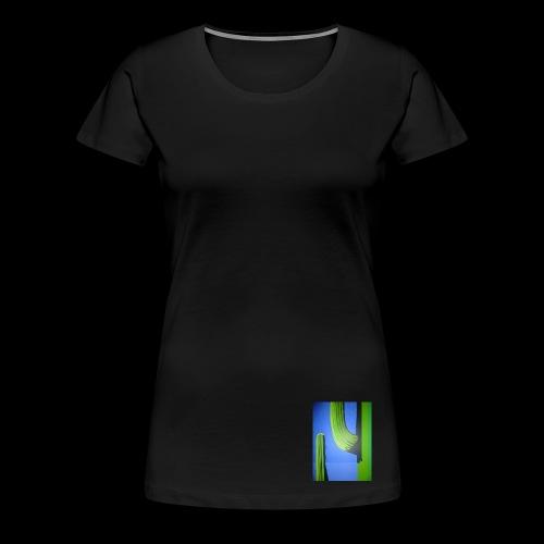 sahuaro - Women's Premium T-Shirt