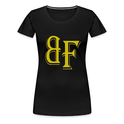 Broken Fundamentals Classic Lettering - Women's Premium T-Shirt