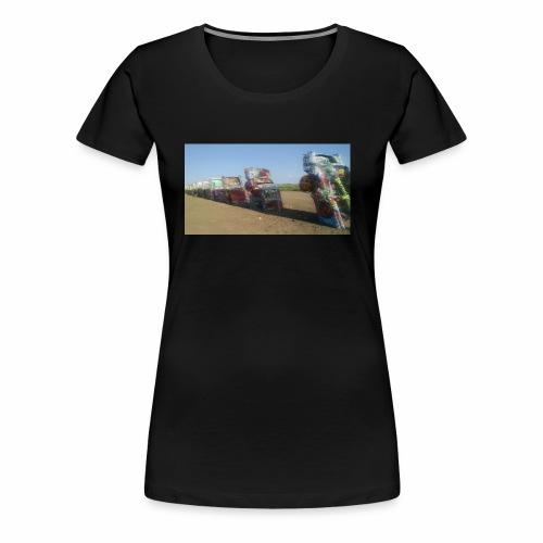 ATT 1440265995634 IMG 20150818 174344267 - Women's Premium T-Shirt