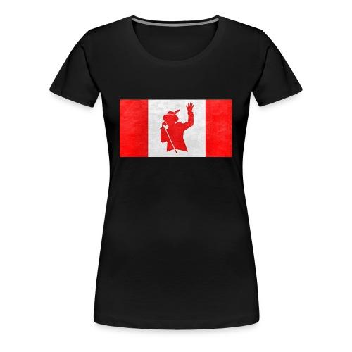 gord downie - Women's Premium T-Shirt