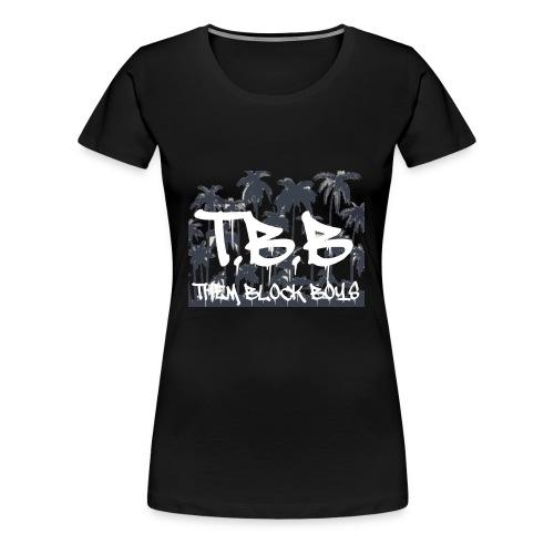 THEM BLOCK BOYS1 1 - Women's Premium T-Shirt