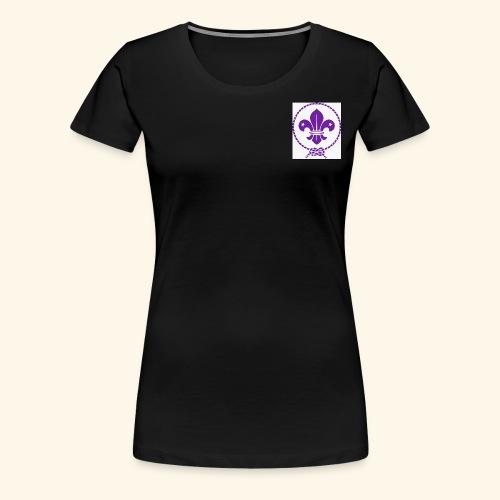 Flor de lis - Women's Premium T-Shirt
