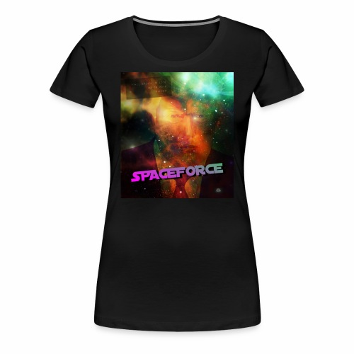 Donald Trump SpaceForce - Women's Premium T-Shirt